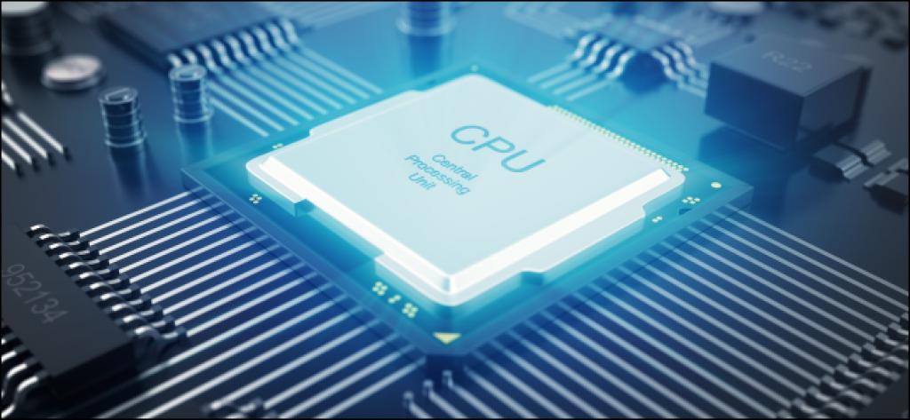 چگونه بفهمیم CPU لپ تاپ یا کامپیوترمان چند هسته دارد